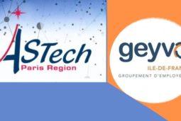 Adhésion du Geyvo Ile de France à ASTech Paris Region