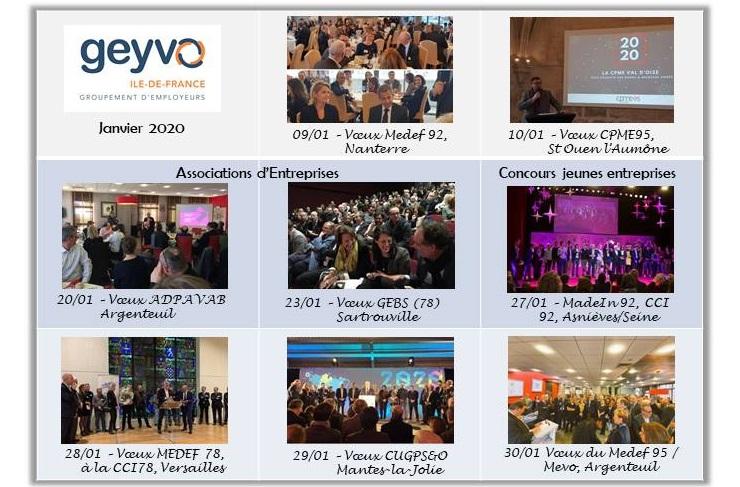 Rencontres des partenaires du GEYVO Ile de France
