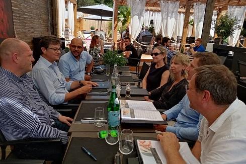 Rencontre adhérents PME du Geyvo Ile de France