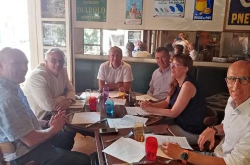 Rencontre du Geyvo IDF et d'adhérents